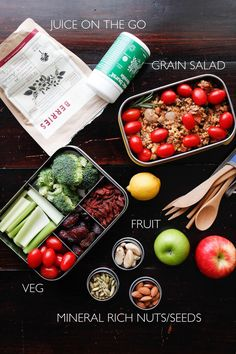 Healthy Travel Recipes & Snacks, Part II | Nutrition Stripped
