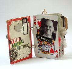 playing card mini
