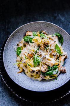 Italian Recipes, New Recipes, Healthy Recipes, Law Carb, Pasta Noodles, Eat Smart, Ravioli, Risotto, Food To Make