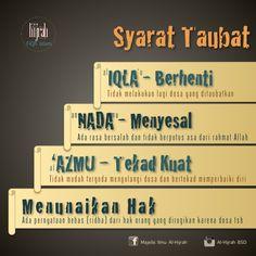Syarat Taubat