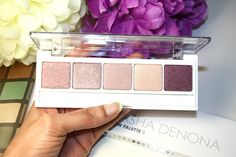 Natasha-Denona Eyeshadow Palette-5-Palette #02 or get the singles