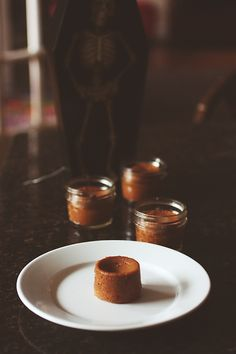 Molten Dulce de Leche Cakes | Life, In Recipes