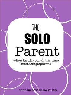 Feel like a single parent? But you're not. Solo Parenting is no joke and even the strongest of mothers struggle with 24/7 parenting. #motherhood #honestmotherhood #singleparenting #parenting #howtomanage #motherhood #postpartum #pregnancy #raisingkids