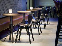 Functionals, Wendela chairs at Brasserie Prinsenhof, Groningen, The Netherlands