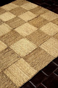 Alfombra de sisal y fibra sint tica kerala beige 152x229 cm proyecto alfombras y felpudos - Alfombras fibras naturales ...