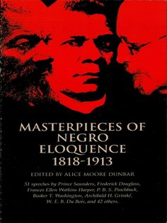 """51 speeches by prominent African-American leaders include Frederick Douglass' """"What to the Slave Is the Fourth of July?"""", plus speeches by Booker T. Washington, W. Du Bois, Fanny Jackson, and others. Black History Books, Black History Facts, Black Books, African American Leaders, African American Books, African Americans, American Women, Native American, Great Books To Read"""