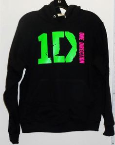 One Direction Pullover Hoodie Fast Shipping by tmaniaMD on Etsy, $31.95