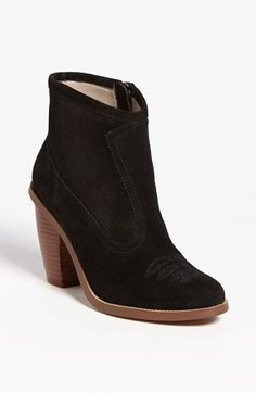 "Hinge® 'Addison' Bootie | Nordstrom More from ""feels like the 80's"". Can't wait for fall!"