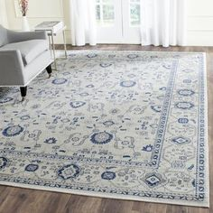 You'll love the Diane Gray/Blue Area Rug at Joss & Main - With Great Deals on all products and Free Shipping on most stuff, even the big stuff.