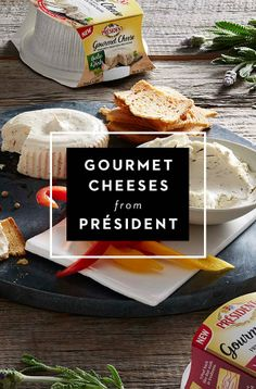 We love #presidentcheese! Spread the love of cheese.