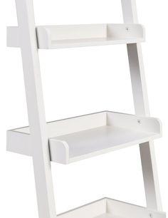 1000 images about ladder shelves on pinterest ladder. Black Bedroom Furniture Sets. Home Design Ideas