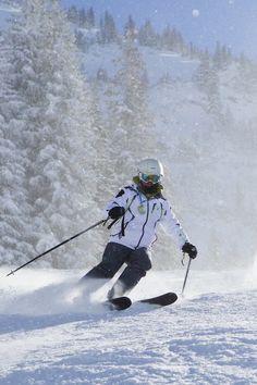 Skiing at Snowbird Ski Resort via @Maria (Two Peas and Their Pod)