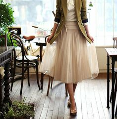 with an i.e.: Do or Don't: Tulle Skirts