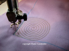 """Diane Gaudynski """"A New Tradition in Quilting"""": Celtic Bubbles ~ Tutorial"""