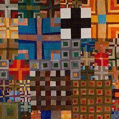 eleanor mccain quilts   Eleanor McCain - Art Quilts: Galleries