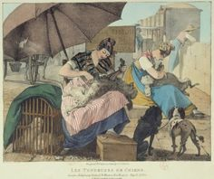 Voici un document complet sur le peuple de Paris au XIXè siècle