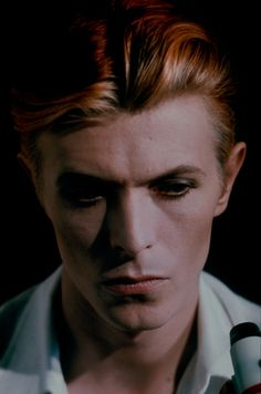 David Bowie in The Man Who Fell to Earth 1976