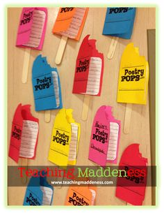*Teaching Maddeness*: Putting Pizzazz into Poetic Devices!