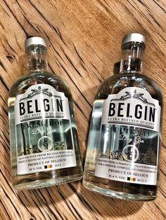 Twee top Belgische gins: Belgin Ultra 13 en Belgin Fresh Hop Twee gins met een unieke smaak