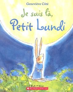 Livres Ouverts : Je suis là, Petit Lundi