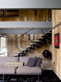 Simple Gray Sofa
