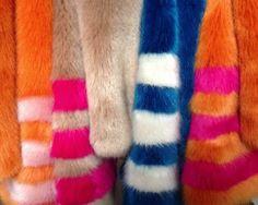 The Shrimps faux fur coats