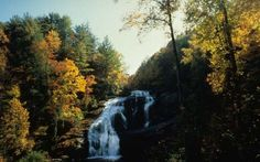 Bald River Falls | Tennessee Vacation