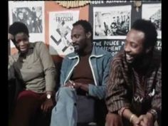 ▶ Mangrove Nine 1970's - Darcus Howe, Frank Crichlow,etc...The Mangrove Nine features the aftermath of a Notting Hill protest against Police Harassment which culminated in the arrest of nine people including a young Darcus Howe and a headline case at the Old Bailey.