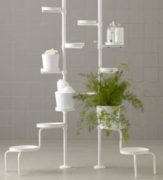 Ikea Ps 2017 Plant Stand White Plants Indoor Usa