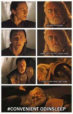 Odin - god of bad parenting