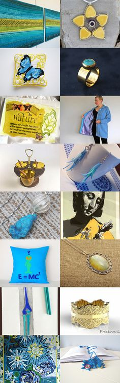 Love the Sun & Sea - Check out these awesome Etsy Finds! Curated by me - V. Dotter @ MyDesertLoveDesigns
