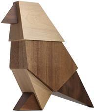 Cody Vogelskulptur (Sculpture), wood