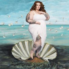 Is Tess Holliday the biggest thing to happen to modeling? Why or why not?   #plussize #igigi #models