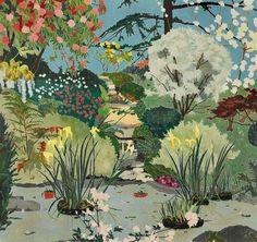 Campbell Art And Illustration, Abstract Landscape, Landscape Paintings, Fields In Arts, Milton Park, National Art School, Digital Museum, Collaborative Art, Australian Artists