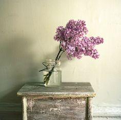 vintage. pretty flowers.