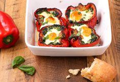 Paprikában sült tojás Breakfast Potato Casserole, Breakfast Potatoes, Risotto Recipes, Rice Recipes, Avocado Egg, Avocado Toast, Eggplant Parmesan, White Dishes, Cheesy Potatoes