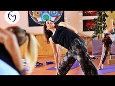 """1 Hour Vinyasa Flow Yoga (Live class) 