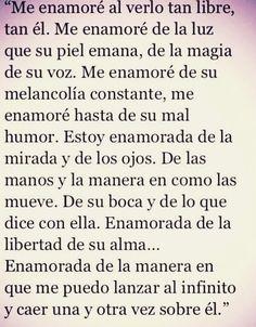 〽️ Estoy enamorada...
