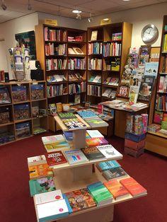 Mooi: onze managementboeken bij #polmanboeken in Bemmel. Trots!
