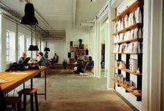 Coffee Collective yesterday opened their new location on Godthåbsvej in a beatifully renovated factory building  Coffee Collective Godthåbsvej Roastery and Coffee Shop Godthåbsvej 34b, Frederiksberg, Denmark