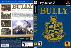 Bully - PlayStation 2 one of my faves!