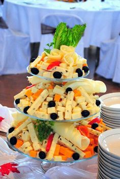 Wedding Appetizers And Hors D\'oeuvres | Courtney\'s wedding ...