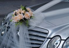 Wedding Decor Mercedes-Benz