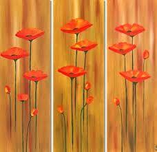 imagenes de pinturas de flores - Buscar con Google