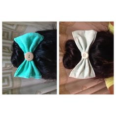 DIY No Sew Hair Bows !