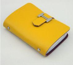 Pouzdro na doklady a kreditní karty žluté – pouzdra na doklady Na tento produkt se vztahuje nejen zajímavá sleva, ale také poštovné zdarma! Využij této výhodné nabídky a ušetři na poštovném, stejně jako to udělalo …