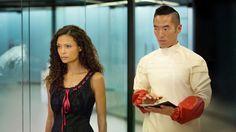 Westworld avec Thandie Newton (Maeve) ! La critique sur Gold'n Blog !