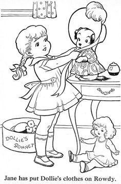 399 Best Vintage Coloring Books Images Vintage Coloring Books