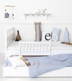 Styling for Oliver Furniture_bed kids / Nordisk Rum by Pernille Grønkjær Taatø / www.blog.nordiskrum.dk