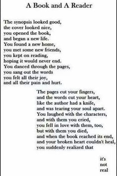 Every book every time.....